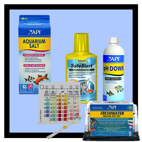 Water Treatments & Test Kits